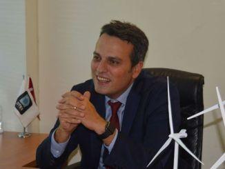 Burak Kuyan er formand for ETD's bestyrelse