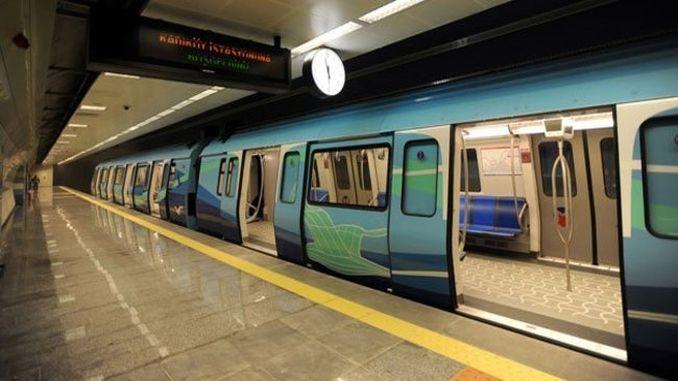 UKartal Pendik Tavsantepe Metro