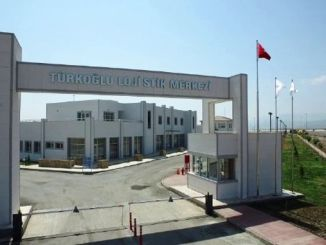 Turkoglu logistikakeskus