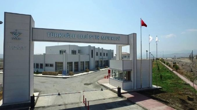 Turkoglu ထောက်ပံ့ပို့ဆောင်ရေးစင်တာ