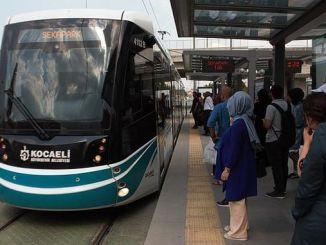 akcaray tram broke all time record per week