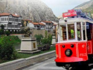 Work Accelerated for Amasya Nostalgic Tram Project