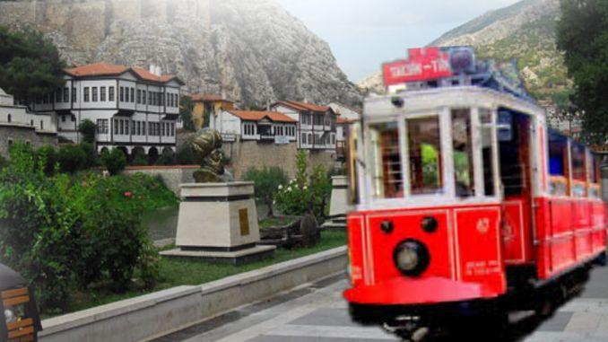 Beschleunigte Arbeit für Amasya Nostalgic Tram Project