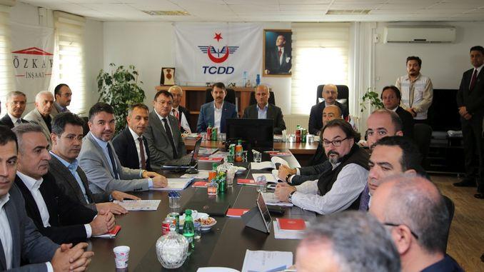Ankara sivas yht liin avatakse enne ramadaanipuhkust
