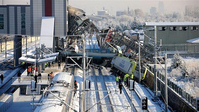 ankarada kisinin oludugu hizli tren kazasi iddianamesi tamamlandi