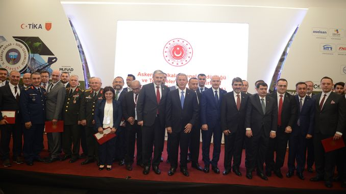 defense industry free zone should be established in ankara