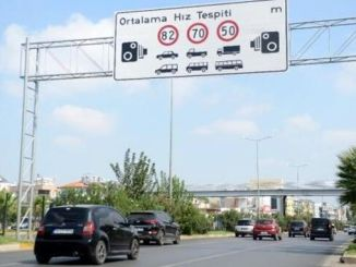 speed limit changed in Antalya
