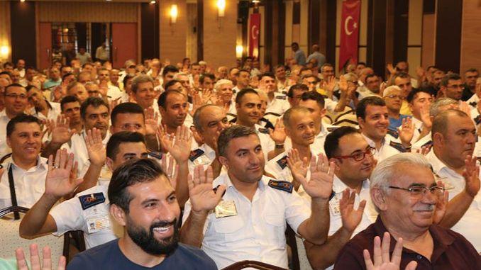 ofke control seminar for public transport sofia in antalya