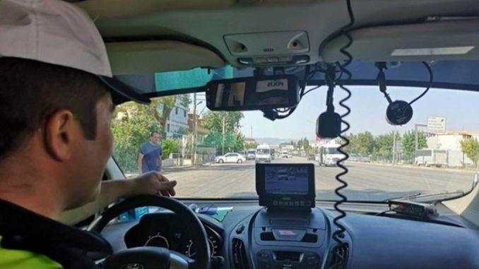 køretøjsejere kontrollerer radarhastigheden i provinsen i weekenden
