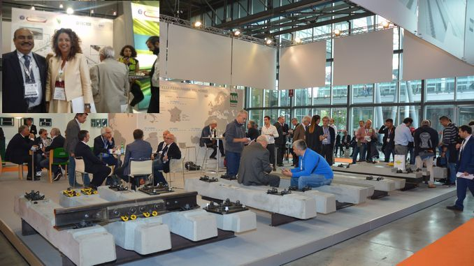 arus ferroviara represented our country at the rail systems fair