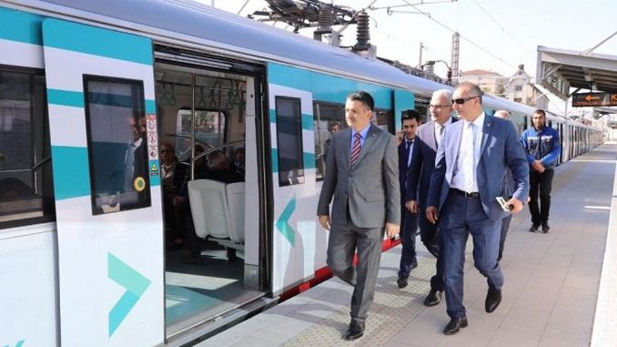 minister pakdemirli rode to the capital and board