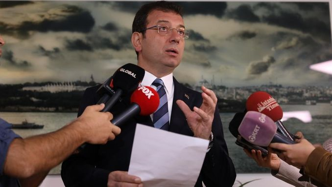 President Imamoglu will have historical buildings like lions