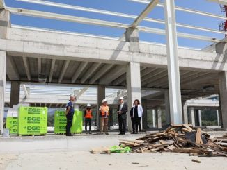 bodrum bus station construction works in progress