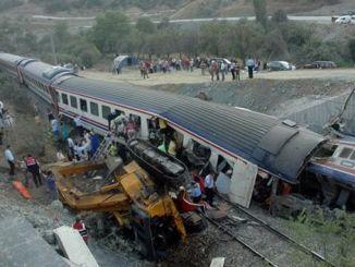 bozoyuk bedömde fel svarande i fallet med tågolyckan