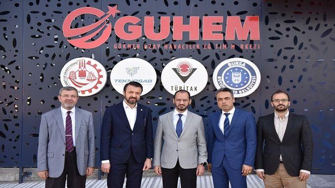 Бцон его видение проекта Guheme Усть Duzey визит