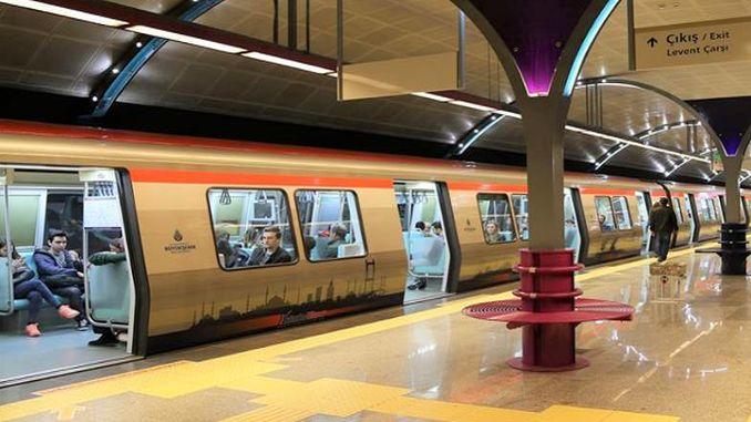 Metro Flich verlängert zu Istanbul wéinst dem Republik Day