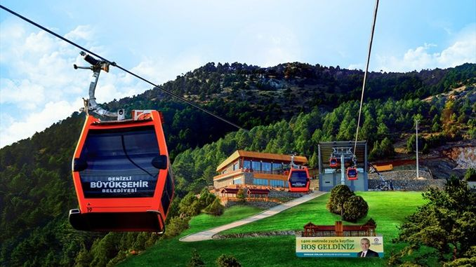 marine ropeway and bagbası plateau welcomes more than million guests a year