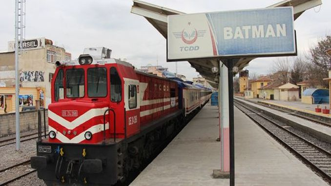 diyarbakir batman passenger train full of horror moments