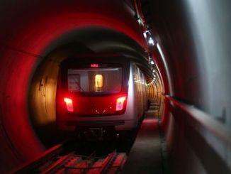 esenboga flygplats tunnelbana kommer att kosta miljarder dollar