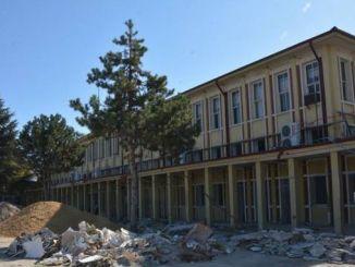 에스 키 세히르 건물