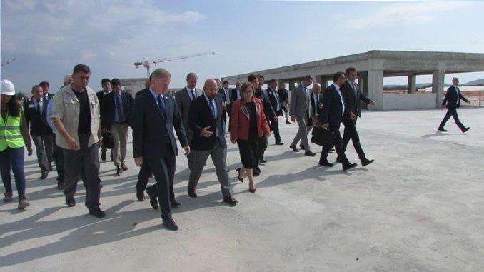 zračna luka gaziantep bit će otvorena u listopadu