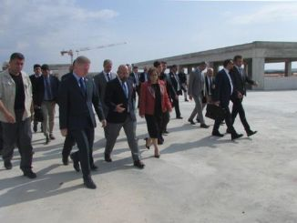 gaziantep airport will be opened in October