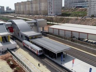 gaziantep metro project ready