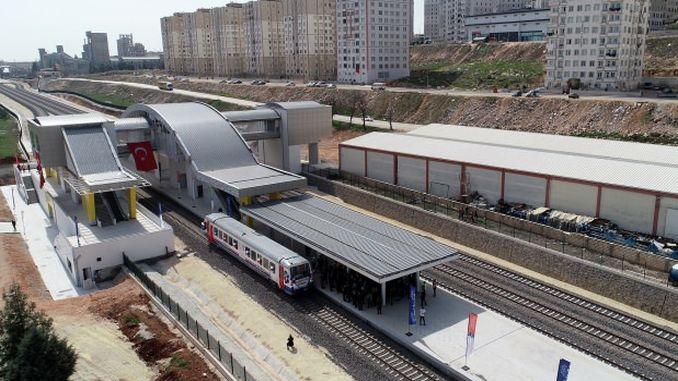 gaziantep metro layihəsi hazırdır