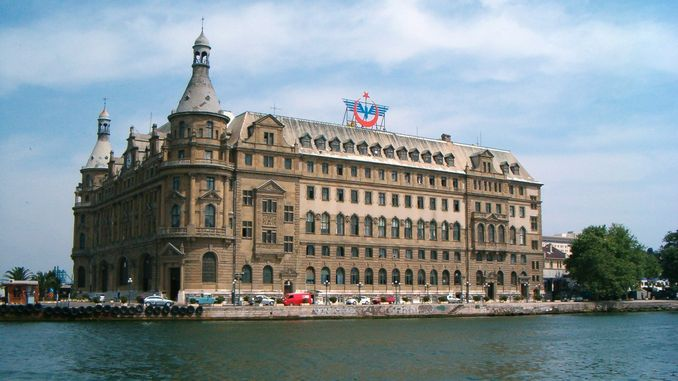 haydarpasa solidarity haydarpasa and sirkeci station about the description