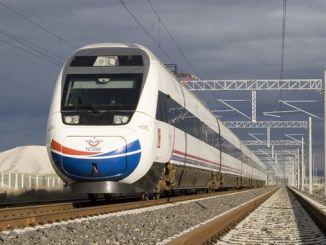 treno veloce per Malatyaya
