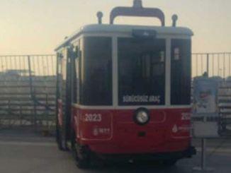 iett to support itu s driverless vehicle project