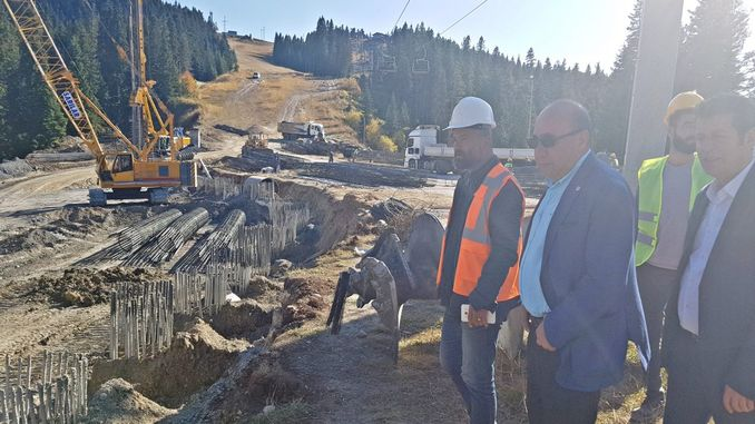 ilgaz mountain ski resort is preparing for the new season