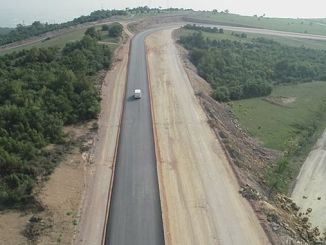 ilimtepe road is renewing
