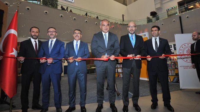 מסוף שדה התעופה של איסטנבול נפתח