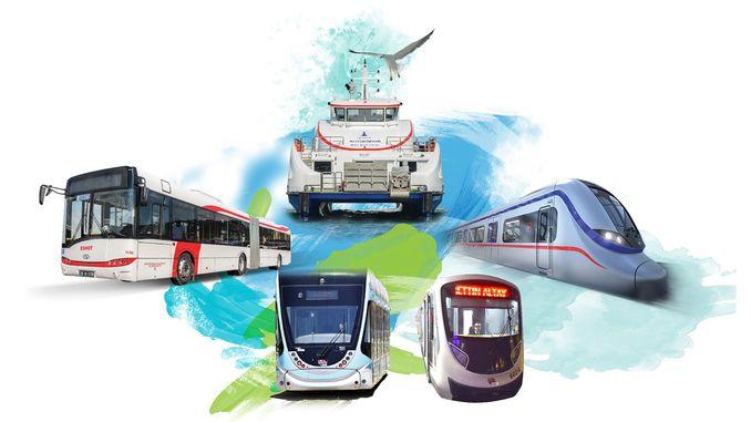 Izmir public transport hike student discount comes