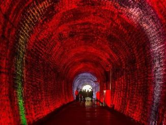canada historic brockville rail tunnel opened for tourism