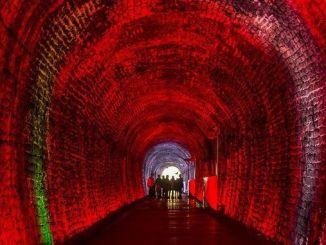 Kanada historischen Brockville Rail Tunnel für den Tourismus eröffnet