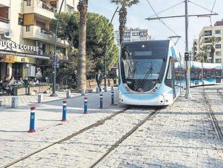 senaste situationen i Karsiyaka Cigli spårvagnsprojekt