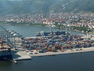 The world opens with ports of Kocaeli