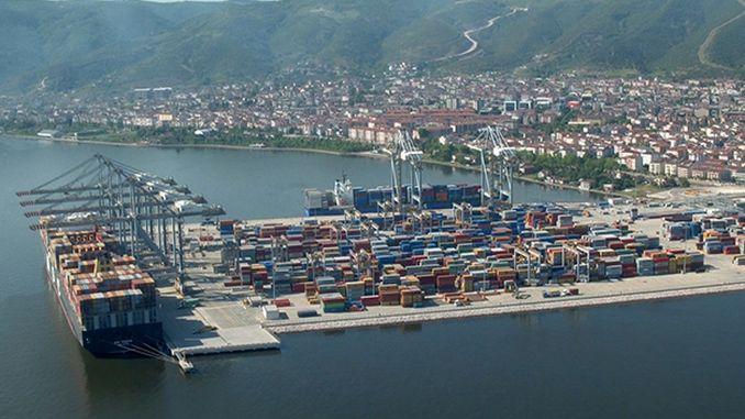 Donya mbukak kanthi port Kocaeli