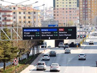 konya suurkaupungin älykkäät urbanistiset sovellukset kertoivat