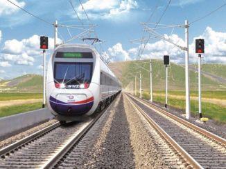 قونية كرمان بين الدقائق مع القطار السريع