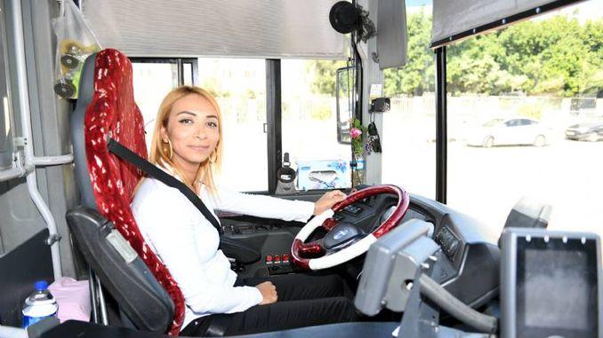 public transportation in Mersin