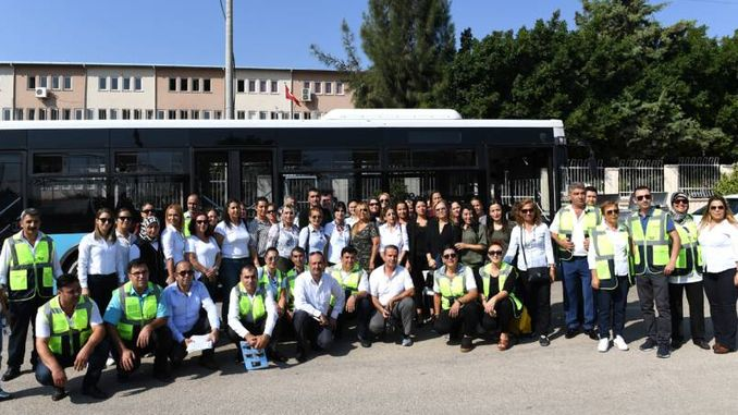 javni prijevoz u Mersinu