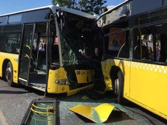early warning system will be installed on vehicles to prevent metrobus accidents