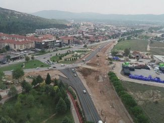 mugla urban design road percentage completed