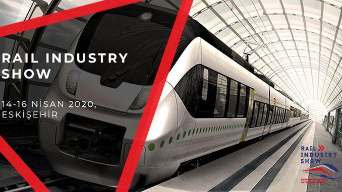 A mostra di l'industria ferroviaria serà tenuta in eskisehir in aprile