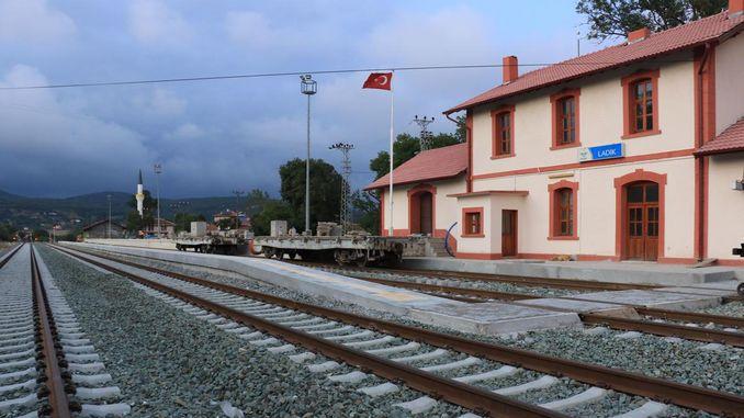 hekurudha samsun sivas duhet të vihet në punë sa më shpejt të jetë e mundur