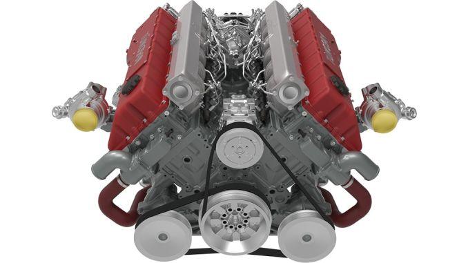 tumosan gaan in serieproduksie van plaaslike en nasionale dieselenjins