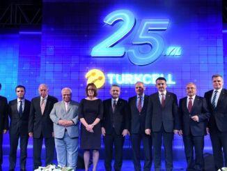 turkcell tähistas oma aastat